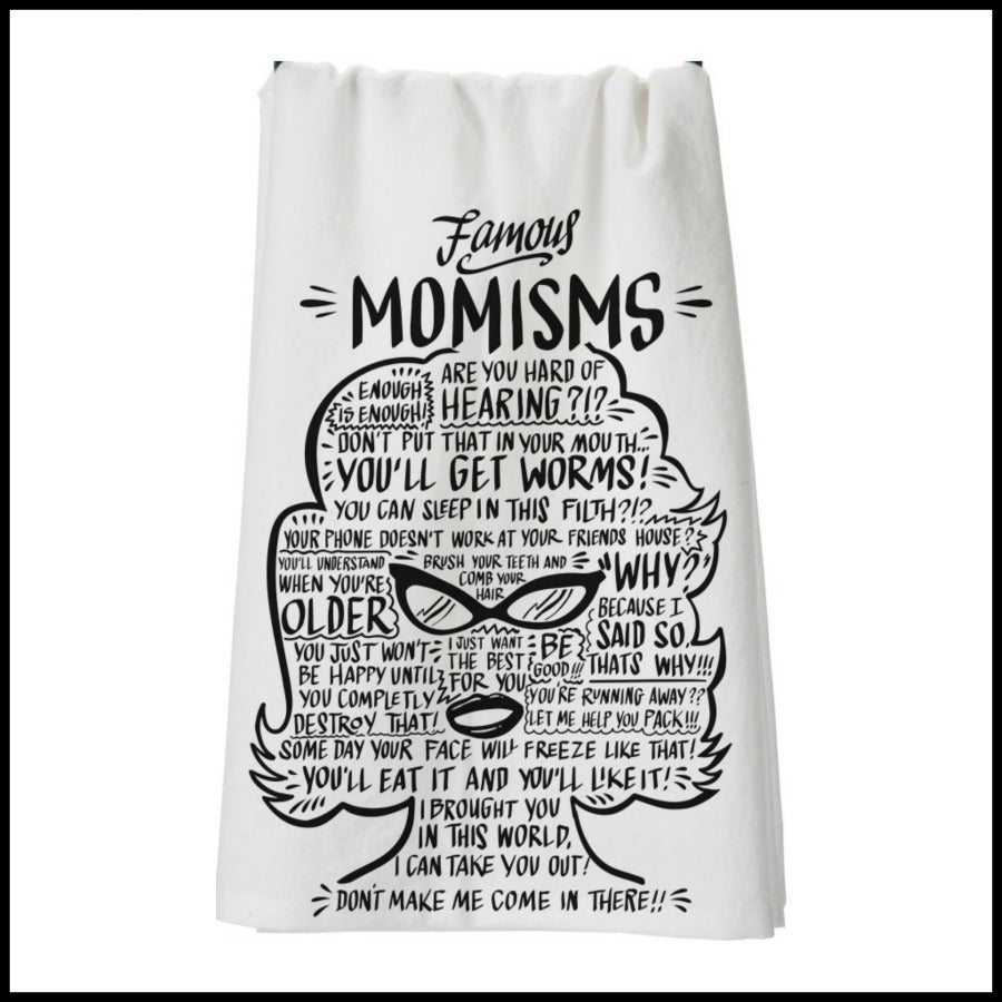 Momisms Towel