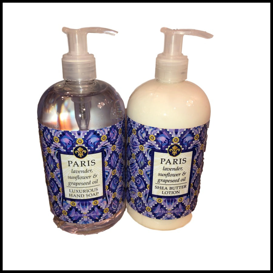 Paris Shea Butter Lotion