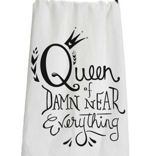 Queen Towel