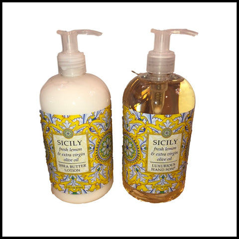 Sicily Shea Luxurious Hand Soap