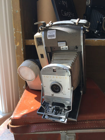 Polaroid Camera/Case