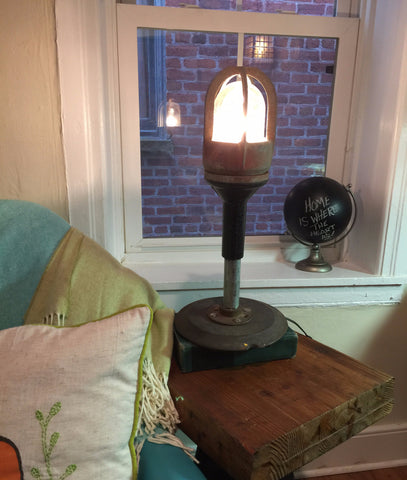 Industrial Custom Lamp