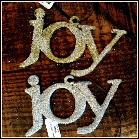 Small Joy Ornament