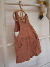 Load image into Gallery viewer, PRE-LOVED: Playsuit by Luca The Label (6-9M)