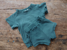 Load image into Gallery viewer, PRE-LOVED: River Ribbed Set by Tiny Trove (12-18M)