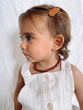 Load image into Gallery viewer, Baltic Amber Children's Necklace – FIERCE