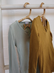 PRE-LOVED: Organic Essential Long Sleeve by Jamie Kay (1Y) - Haze