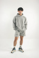 Load image into Gallery viewer, Leisure Track Shorts - Gray