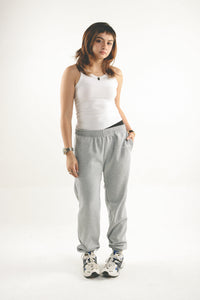 Leisure Track Pants - Gray