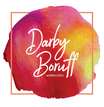Darby Boruff watercolor