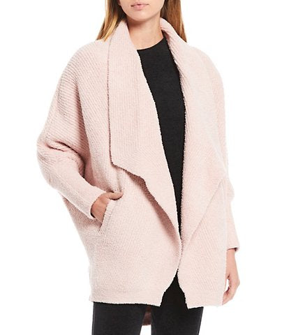 CozyChic Chevron Ribbed Cardi, Multiple Colors