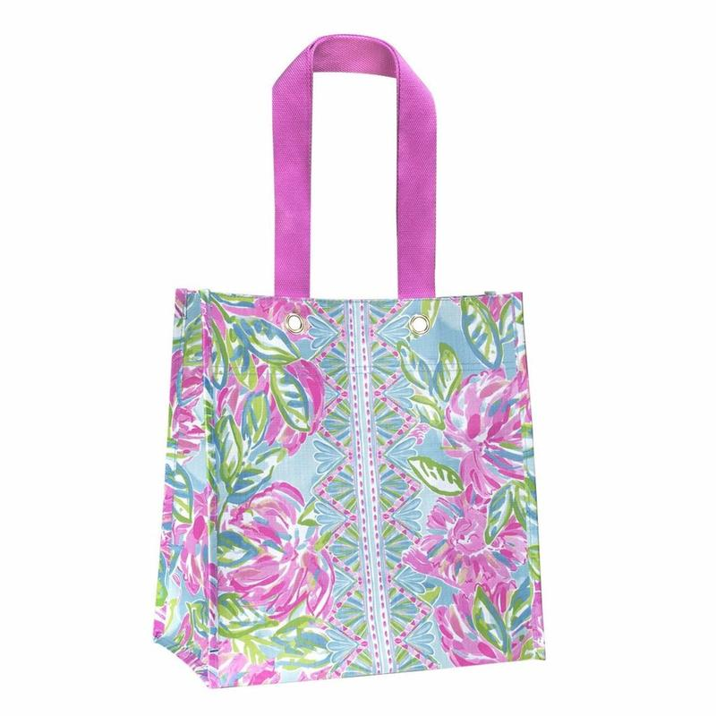Totally Blossom Extra Large Market Shopper