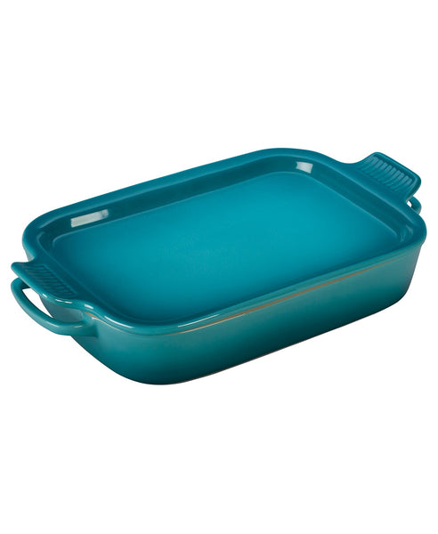 Signature 9x13 Rectangular Dish with Platter Lid, More Colors
