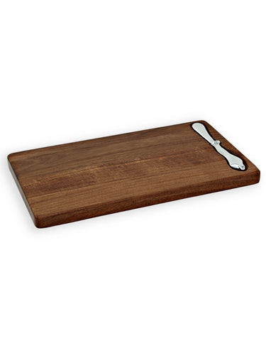 Cutting Board Rectangular w/ Brasilia Spreader