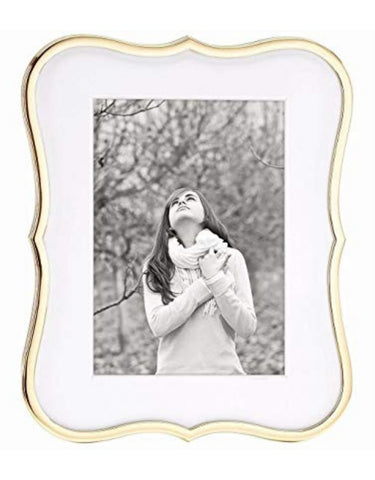 Crown Gold Frame 5x7