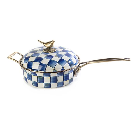 Royal Check 3 Qt. Saute Pan