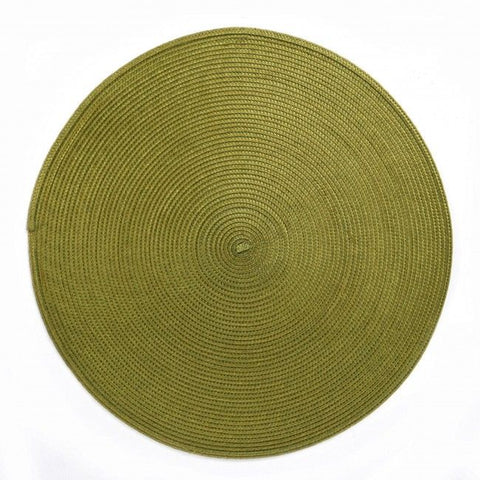 Rotunda Placemat, Olive