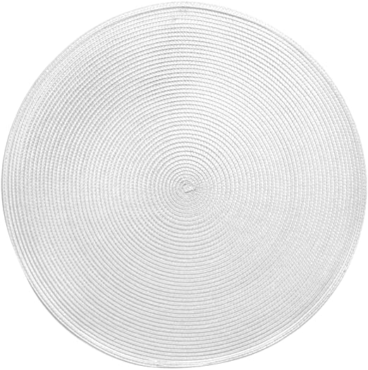 Rotunda Placemat, White