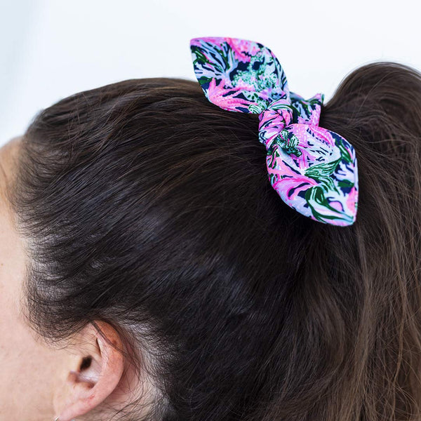 Bring Mermaid Back Scrunchie