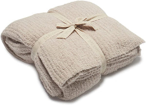 CozyChic Ribbed Bed Blanket, King