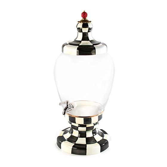 Courtly Check Beverage Hostess Dispenser