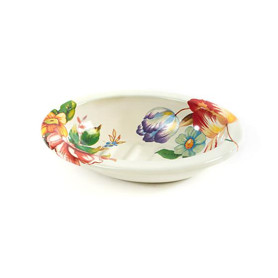 Flower Market Soap Dish