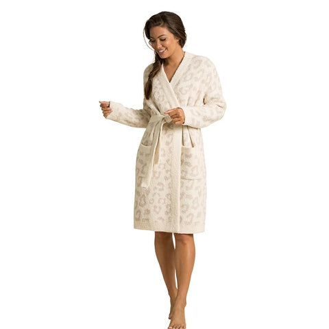 Barefoot in the Wild Robe, Two Colors