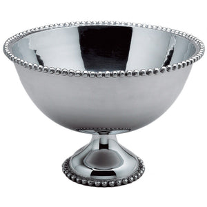 Beaded Punch Bowl