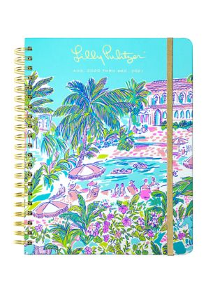 Large Agenda Island Hopping Toile