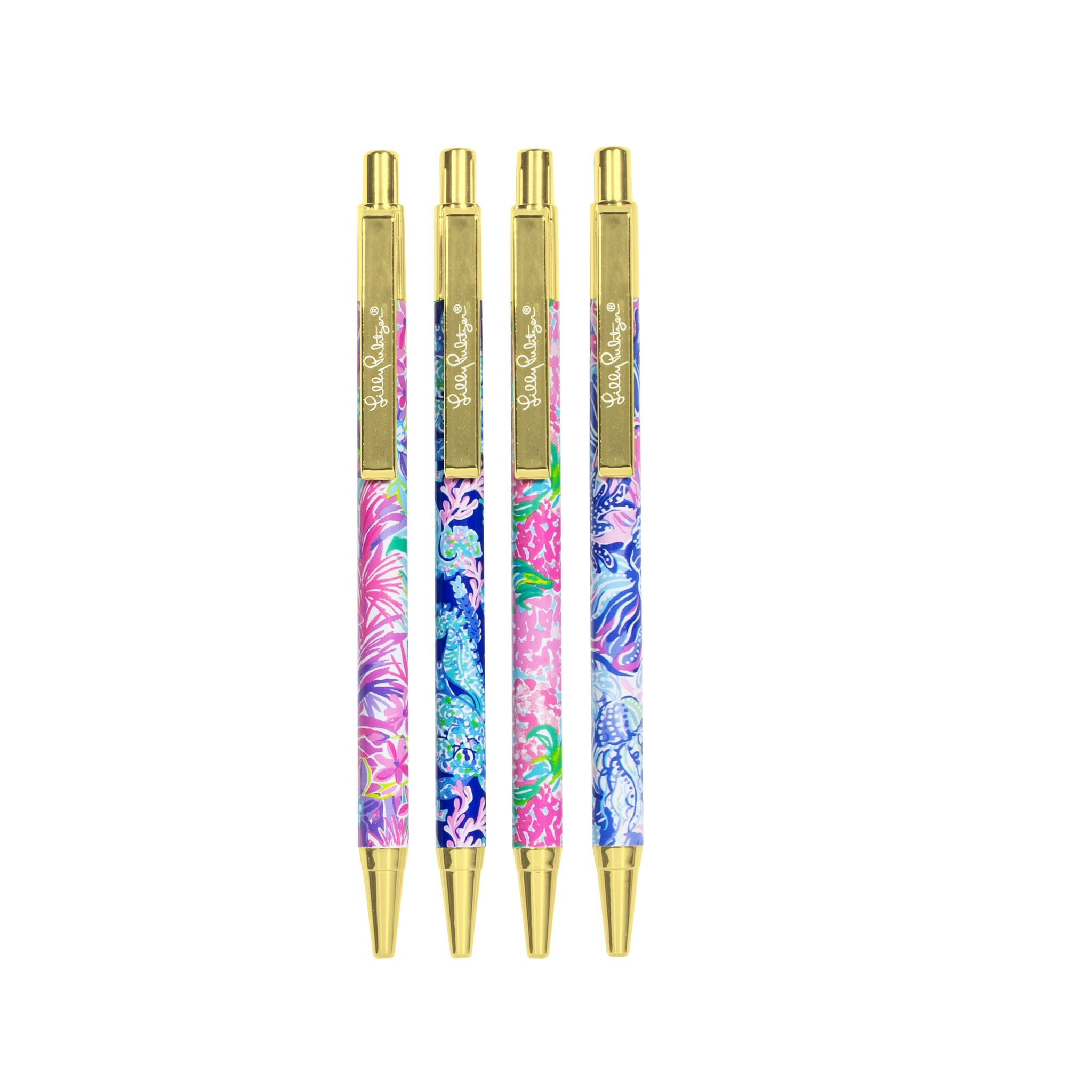 Lilly Pulitzer Ink Pen Set, Assorted