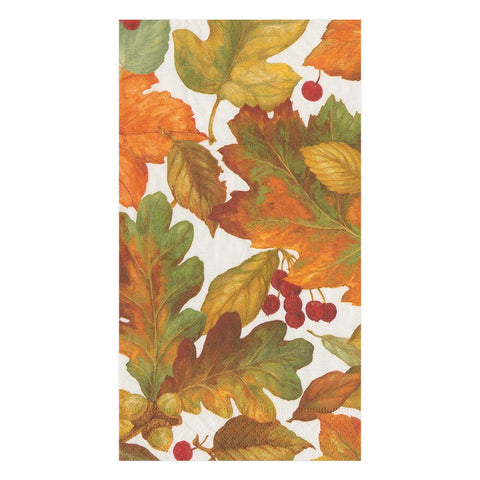 Fall Leaves Guest Towel
