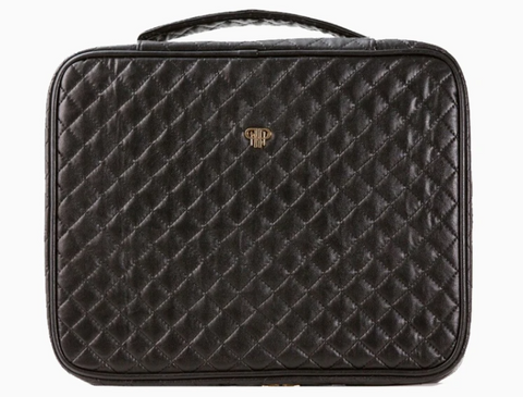Diva Makeup Case, Timeless Quilted