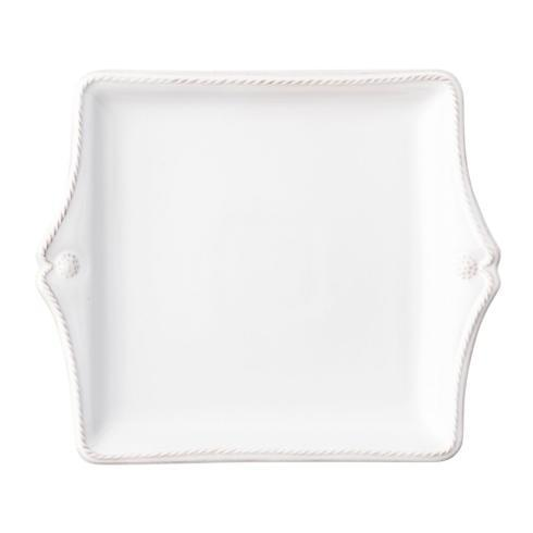 Berry & Thread Sweets Tray, White