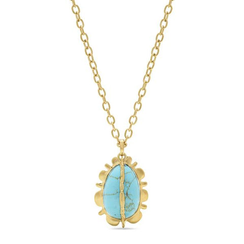 Bliss Pendant Turquoise