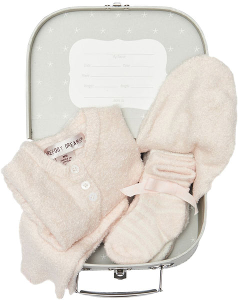 Cozychic Lite Girls Heirloom Pink
