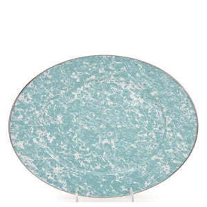 Oval Tray, Seaglass