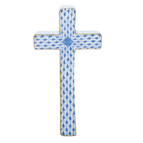 Cross, Blue