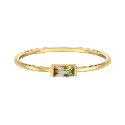 ONLINE EXCLUSIVE Petite Brick Baguette Ring