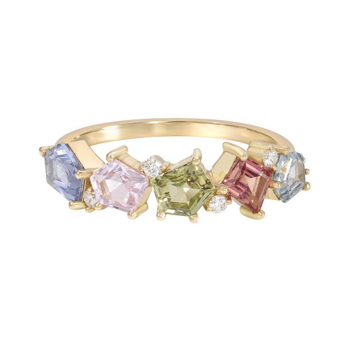 Mosaic Mix Ring