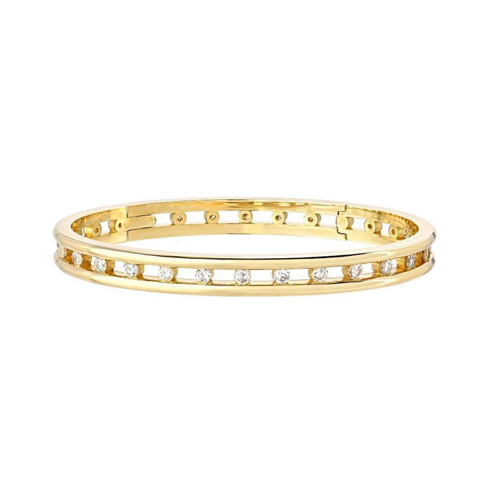 Tri Channel Bangle