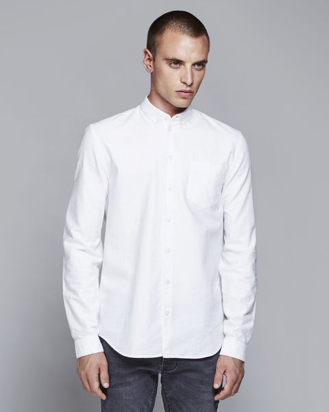 Minimum Jay Shirt White