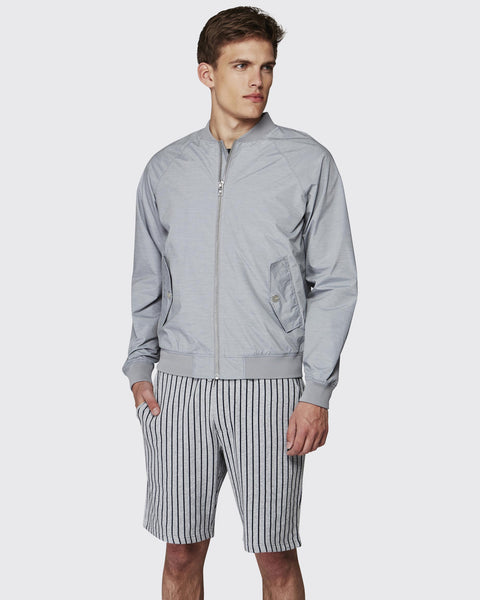 Minimum Starego Jacket Light Grey
