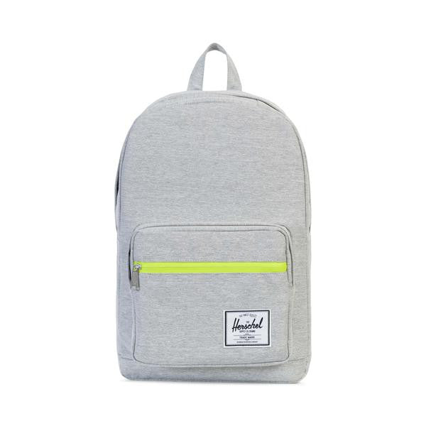 Herschel Pop Quiz Light Grey/LM