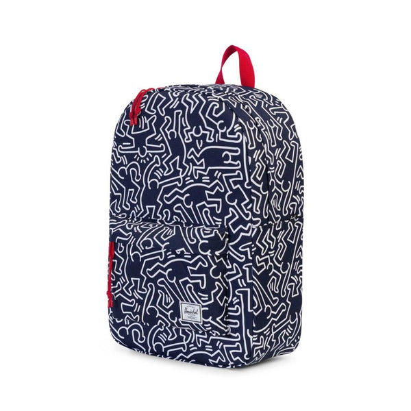 Herschel Winlaw Peacoat Keith Harring
