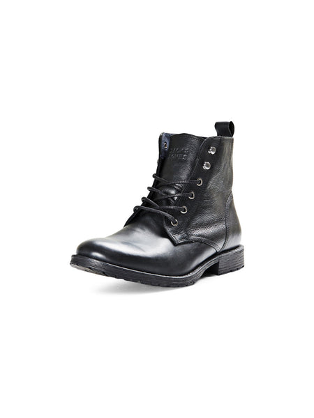 JJ Crust Leather Warm Boot