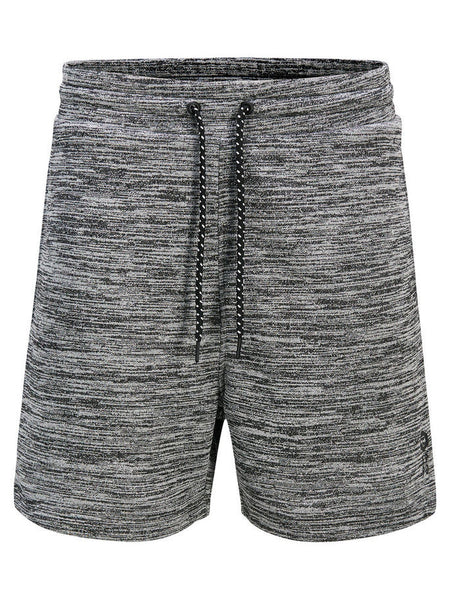 Jack & Jones Sweat Shorts Camp Black Melange