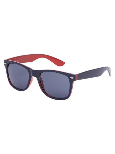 Jack & Jones Chris Sunglasses - Black Denim