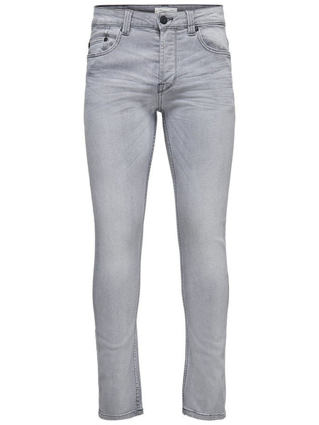 Only & Sons LOOM Slim Fit - Light Grey