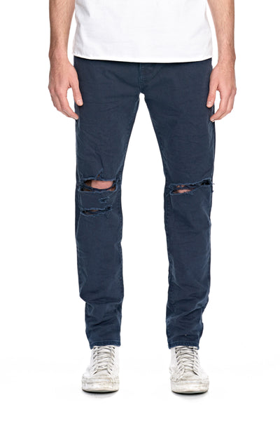 Neuw Ray Tapered - Busted Navy