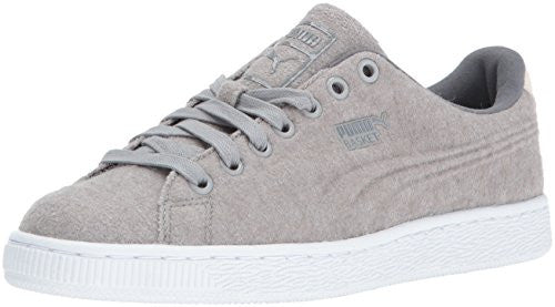 Puma Basket Classic Embossed Wool
